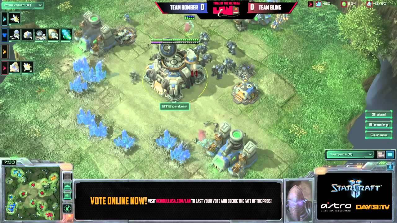Team BlinG vs Team Bomber G1 Red Bull Seattle Round of 8 Match D