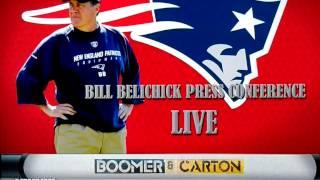BobsBlitz.com ~  WFAN dumps Jets GM to go to Bill Belichick DeflateGate presser