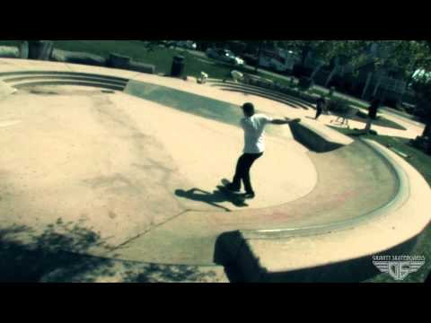 Gravity Skateboards - Rob Carter - Soul Session
