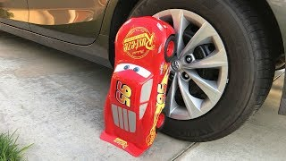 Giant Disney Cars 3 Toys Lightning McQueen Thomas and Friends Trains Percy