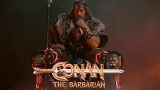 Conan the Barbarian - AMS #11: Conan The Barbarian (1982)