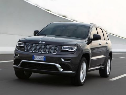NEW Jeep Grand Cherokee 2014 - Technological Evolution Of The Species | AutoMotoTV