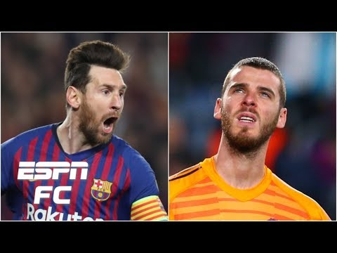 Download Lionel Messi and Barcelona shred Manchester United: 'There is just no comparison' | Champions League Mp4 baru