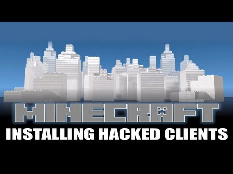 Minecraft - [Tutorial] How-to Install Minecraft Hacked Clients - WiZARD HAX