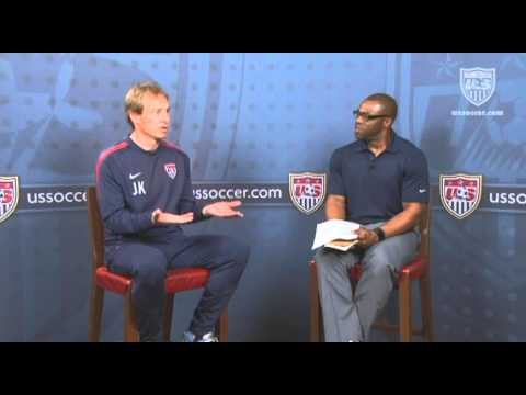 U.S. Soccer Interview with Jurgen Klinsmann: New Approach