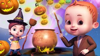 Peekaboo - Halloween Song | Videogyan | Kids Songs & Nursery Rhymes | Baby Ronnie Rhymes