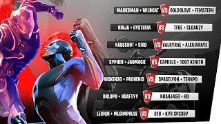 $20K Fortnite Full Tournament w/ I AM WILDCAT vs Ninja, DrLupo, Tfue, SypherPK, Nadeshot & more