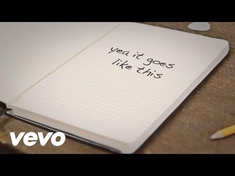 Thomas Rhett - It Goes Like This (lyric) video