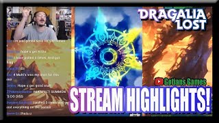 Summoning Stream Highlights in Dragalia Lost!