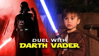 Darth Vader Lightsaber Duel | Sponsored