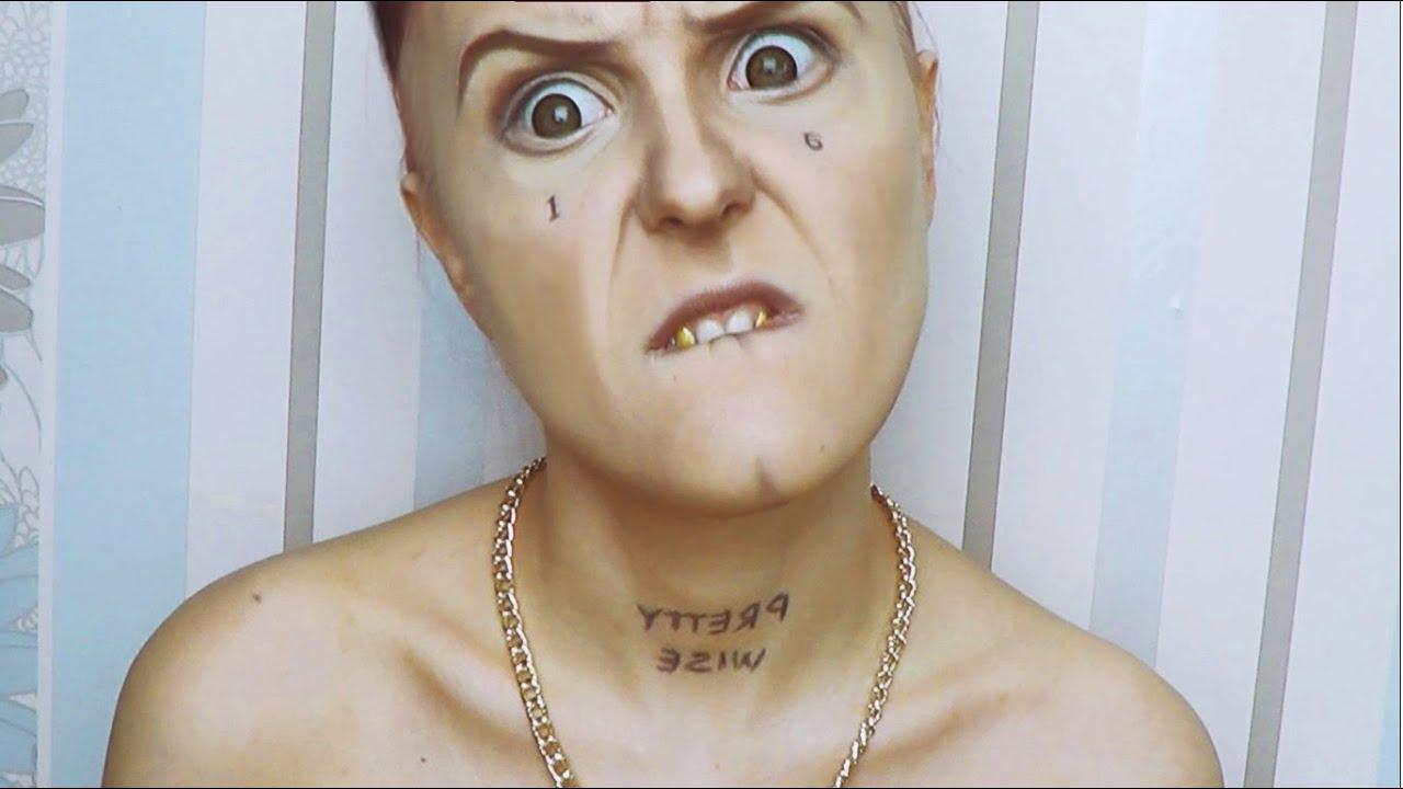 Die Antwoord Ninja Video Die Antwoord Ninja Makeup