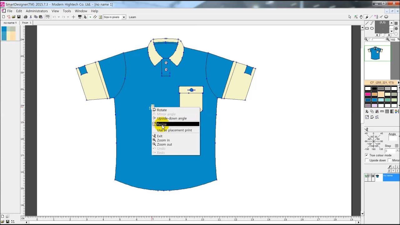 Fashion textile design software 59