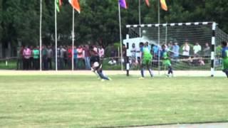 Bangladesh UN23 National football vs Bangladesh Police friendly match.