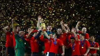 FIFA World Cup 2010: Spain  beats Holland [1-0] to win World Cup