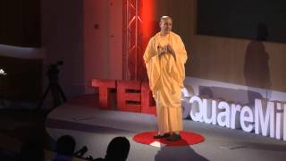 How to find a spiritual connection | Radhanath Swami | TEDxSquareMile