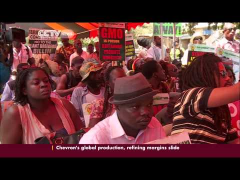 Ghanaians take a stand against GMOs