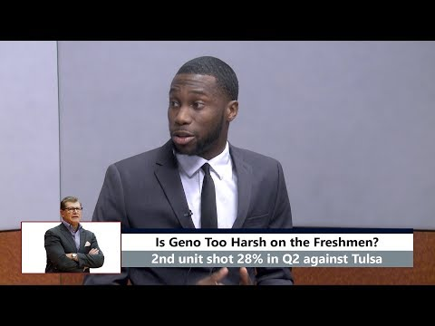 Is Geno Auriemma being too harsh on the freshman, or is he motivating them to their fullest potential? Who is taking over for Rhett Lashlee as UConn Football's offensive coordinator? Is Kemba...