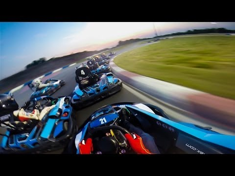GoPro: 2014 GoPro Motorplex Little 600 with Joey Logano