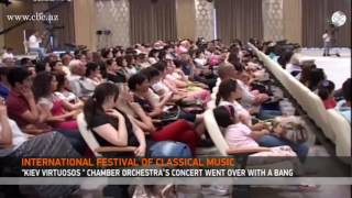 Kiev Virtuosos Chamber Orchestra S Concert Went Over With A Bang