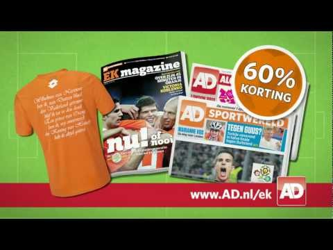 AD EK 2012 Commercial Reminder | Shirt (10sec)