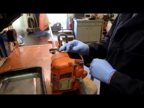Husqvarna Trimmer Carburator Clean