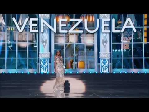 Resumen de la participacion de Miss Venezuela, Maria Gabriela Isler en la Preliminar del MU2013