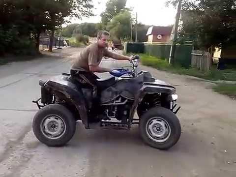 Минитрактор из мотоблока дизельного своими руками