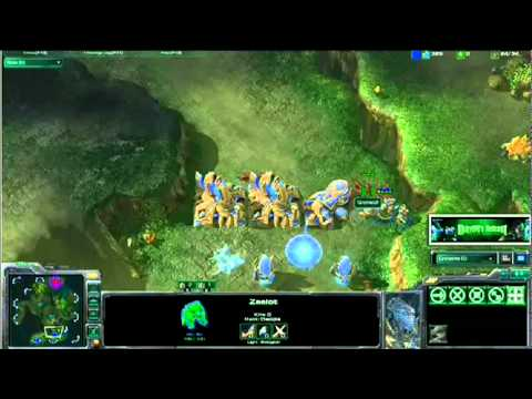 Starcraft 2 Day[9] Daily 164 1/4 - Low Level Replays: In-game Decision Making
