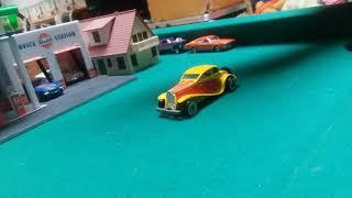 Bugatti Type 50 disassembly