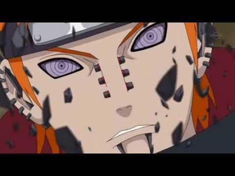 Naruto V Pain