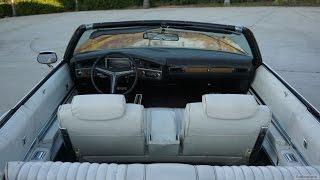 72 Buick Centurion Review Convertible 455 Big Block ~ LeSabre Wildcat