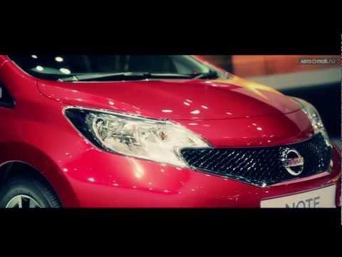 Nissan Note, презентация/обзор