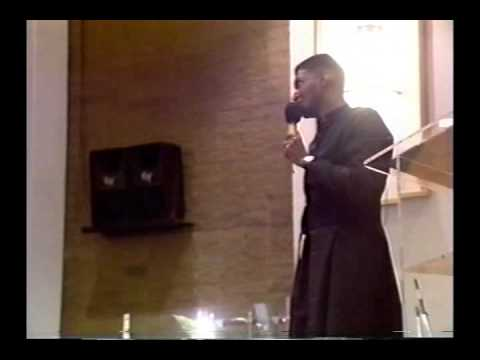 Pastor Nathan Simmons- I Just Want God Now (at Greater Mt. Calvary)