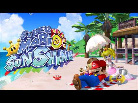 Super Mario Sunshine - Music Mix