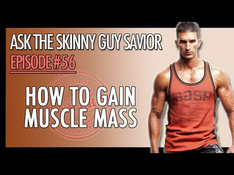 How To Gain Muscle Mass: When To Eat Carbs For Muscle Mass FAST