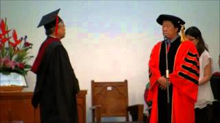 NYTEC COST HK 2012畢業禮 楊耀宗同學
