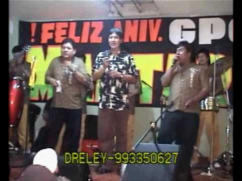 GRUPO MANTARO EN VIVO - Mix Wankaz - [CANTA TONY]