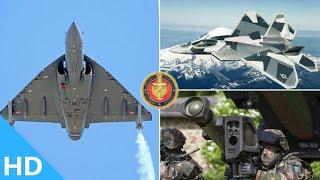 Indian Defence Updates : N-AMCA Enters Design Phase,L&T New 5th Gen ATGM,Adani Defence Tejas Program