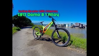 Testing Bicycles With Scharney: 2017 Specialized Demo 8 1 Alloy