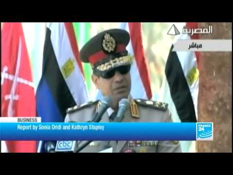 The recovery of the Asian markets - Egyptian Army takes over the economy - The Vatican bank