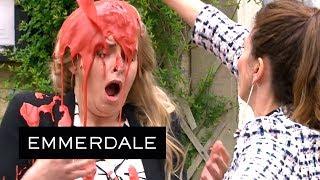 Emmerdale - Megan Gets Her Revenge on Charity