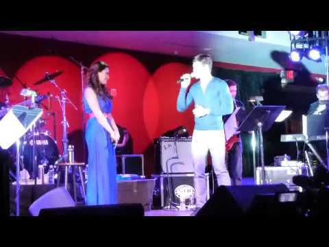KC and Piolo Duet Union City