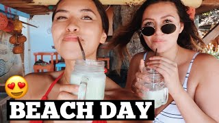 BEACH DAY! Philippinen Vlog 2 🌴❤️ | ShantiFun
