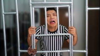 NTN - Thử Thách 48H Trong Tù Giam (Living in prison for 48h challenge)