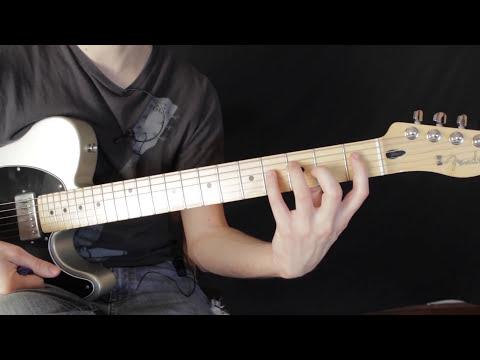 Espectacular Ejercicio Para Corregir la Mano Izquierda - Tutorial De Guitarra