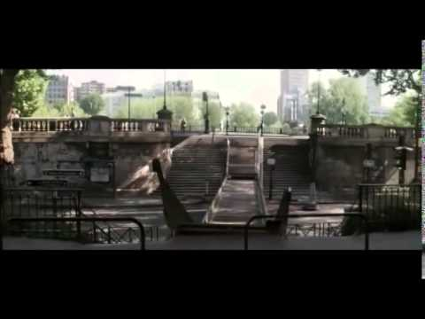 Paris in the movies - Inception
