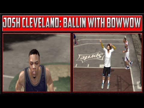 NBA 2K13 MyCAREER: Josh Cleveland Raps? |