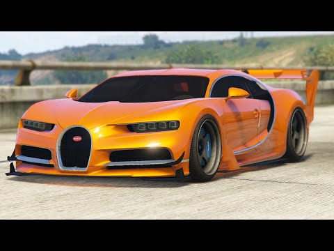 WORLD'S FASTEST CAR! (GTA 5 Mods Funny Moments)
