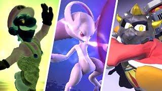 Evolution of Final Smashes in Super Smash Bros. (2008 - 2018)