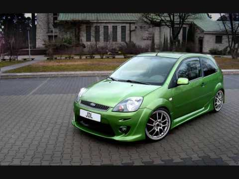 Carros Ford Fiesta Tuning Ford Fiesta Tuning